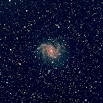 NGC6946 (Arp29; Caldwell 12; Fireworks Galaxy)